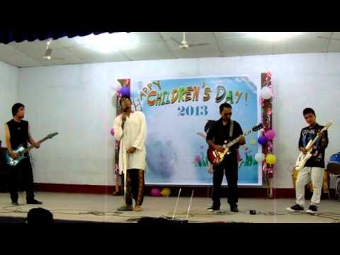 RMHSS Children Day 2013 - Kahin Toh Hogi Woh (Cover)
