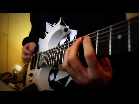 wage war - witness instrumental/guitar cover