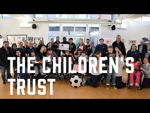 CPFC Foundation | The Children's Trust