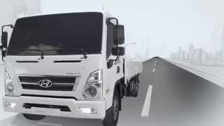 Премьера нового HYUNDAI MIGHTY HD 65 78 2015 модельного года