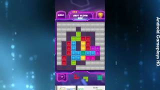 Glow Block Puzzle Android Puzzle Game July 1st week screenshot 4