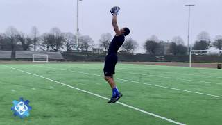 The Drill Factory: Hands Training - Strong High catch