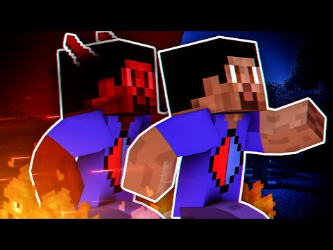TRYING TO ESCAPE MYSELF?! - Minecraft ESCAPE THE PACK Parkour