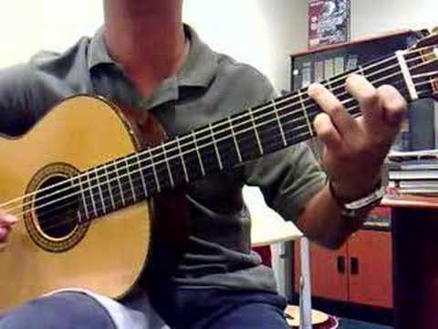Tong Hua - Guitar