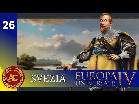 """Europa Universalis IV El Dorado - Scandinavia Ep. 16 """"Canada e Boemia parlano svedese"""""""