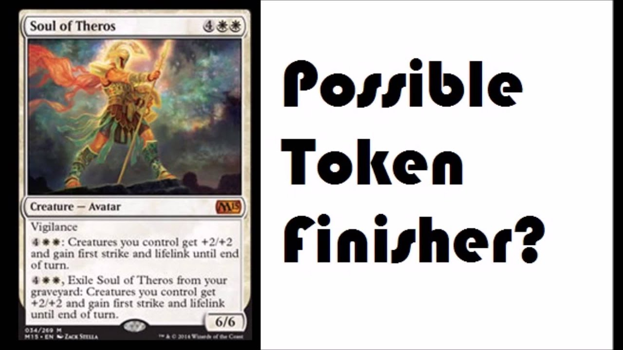 Soul Of Theros M15 Spoilers Its Okay Magic The Gathering Videos