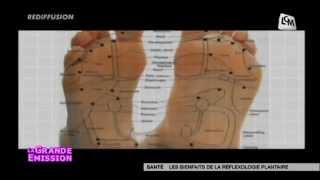 Détox et drainage lymphatique avec la réflexologie plantaire