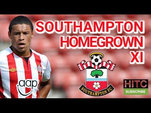 Southampton Homegrown XI
