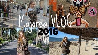 TRAVEL VLOG: Mallorca/Majorca 2016 [ PART TWO ]