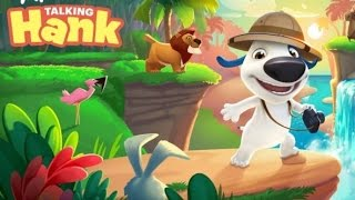 MY TALKING HANK | FINDING RANDOM EPIC AND RARE ANIMALS Gameplay Android / iOS