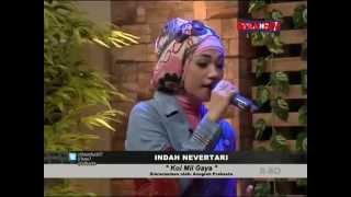 Indah nevertari nyanyi india koi mil gaya kuch kuch hota hai
