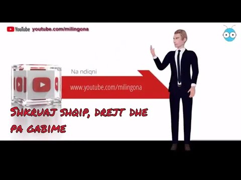 Drejtshkrimi i gjuhës shqipe në programet Word, Excel, Outlook, PowerPoint, OneNote të MS Office from YouTube · Duration:  13 minutes 34 seconds