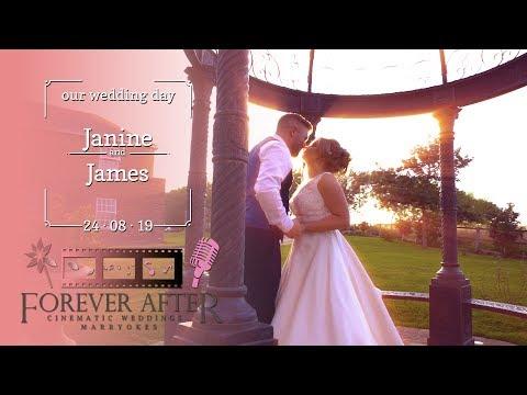 Janine & James - Wedding Day Highlights
