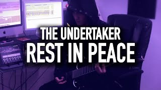 """WWE - The Undertaker """"Rest In Peace"""" Theme Cover"""