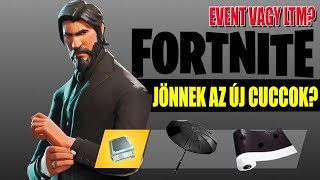 COMES IN THE JOHN WICK EVENT OR LTM FORMAT? | CUSTOM WITH YOU | FORTNITE GIFT LOTTERY?