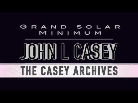 ❄ We MUST PREPARE!  John L Casey  Presentation 2012 Global Cooling ☀