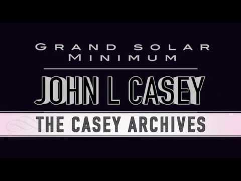 ❄ We MUST PREPARE!  John L Casey  Presentation 2012 Global Cooling ☀
