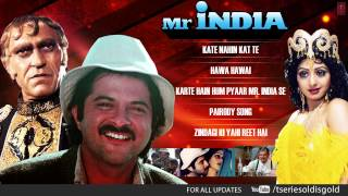 """Mr. India"" Movie Full Songs 