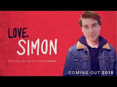 Love Simon London Screening!  Random Mondays  RandomJosh