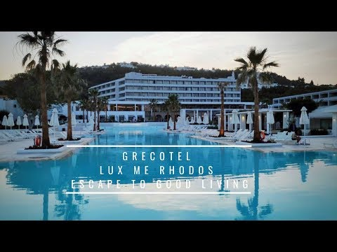 Grecotel Lux Me Rhodos | My Highlights