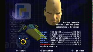 Wipeout Fusion - PlayStation PS2 - Expert Pilot - Part 2