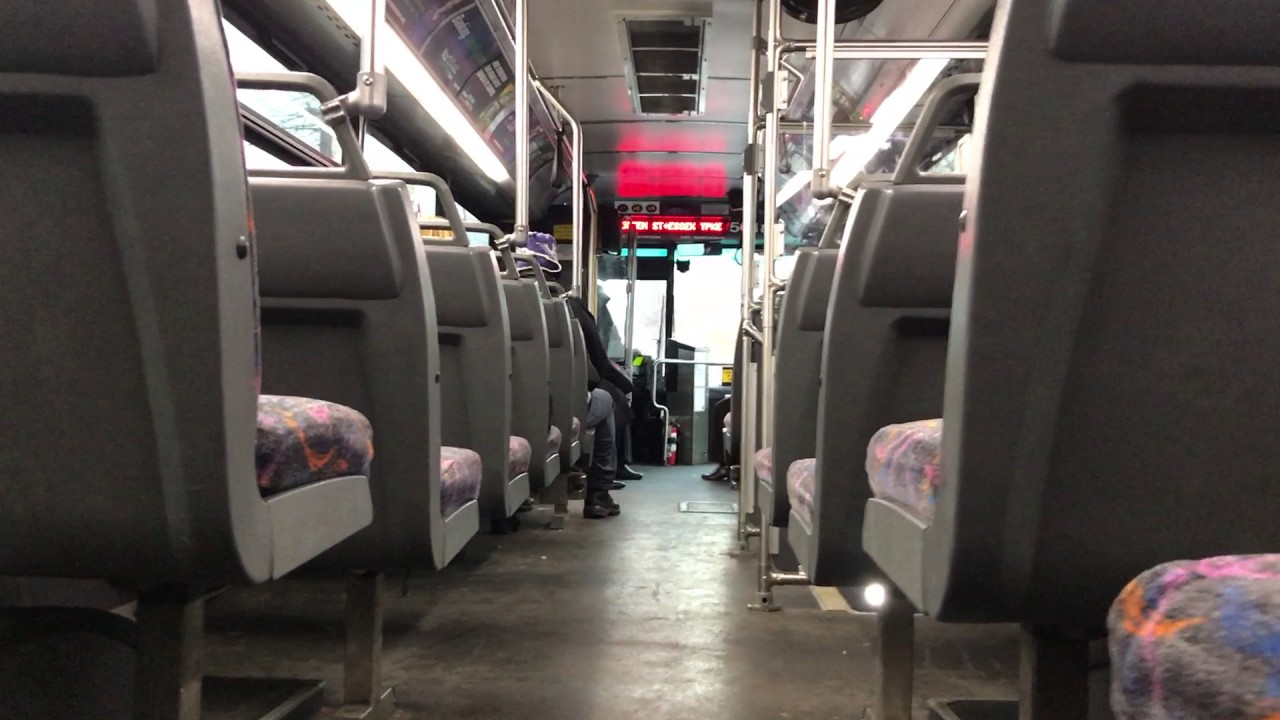 nj transit bus on board nabi 5618 on the 48 youtube. Black Bedroom Furniture Sets. Home Design Ideas
