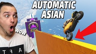 LEVEL ASIAN MOTORRAD AUTOMATIC MAP (GTA 5 Online)