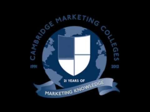 Cambridge Marketing Review Radio Episode 3