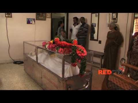 Tamil  Music Legend T.K.Ramamoorthy Passed Away [RED PIX]
