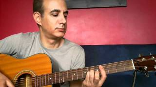 and I love her - beatles - guitar lesson