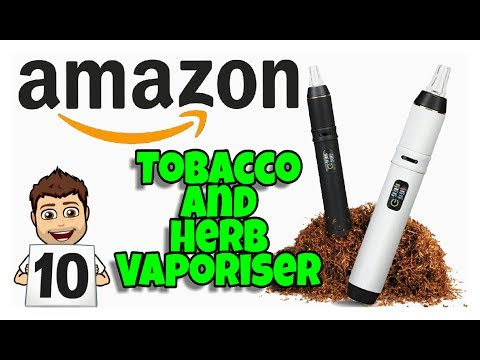 Best Tobacco / Herb vaporizer on Amazon Prime?