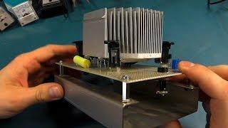 ViaExplore - Návod #11 Elektronická zátěž pomocí zdroje proudu