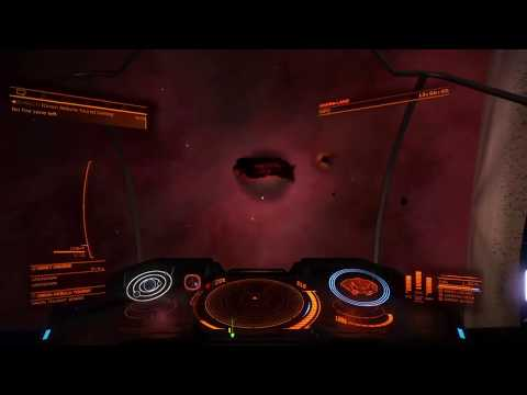 Elite Dangerous PS4 - Orion Nebula to the Witch Head