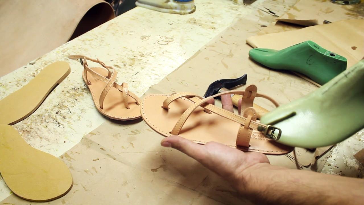 3a79ca4cd Sandals workshop