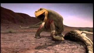 Война динозавров на Перце