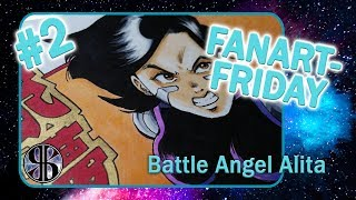 Fanart-Friday No. 2 - Battle Angel Alita