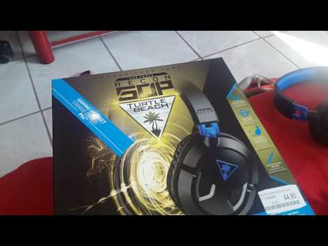 Unboxing ear force recon headset