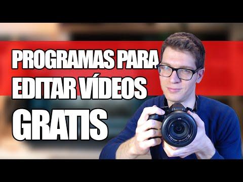 Los Mejores Programas para Editar Vídeos para Youtube Gratis