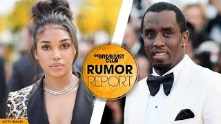 Lori Harvey And Diddy Spotted Together Again In Italy Fueling Dating Rumors