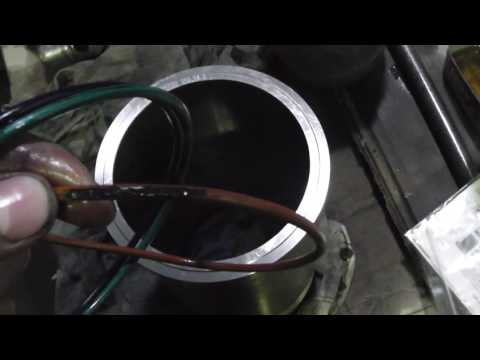 #7. Капитальный ремонт двигателя Caterpillar C15. Сборка.