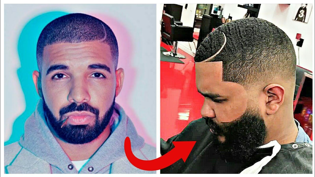 Drake Paul George Look Cut By Drew Nice Afro Haircut YouTube - Drake afro hairstyle