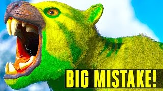 they can t keep doing this thylacoleo how to everything you need to know ark survival evolved 255