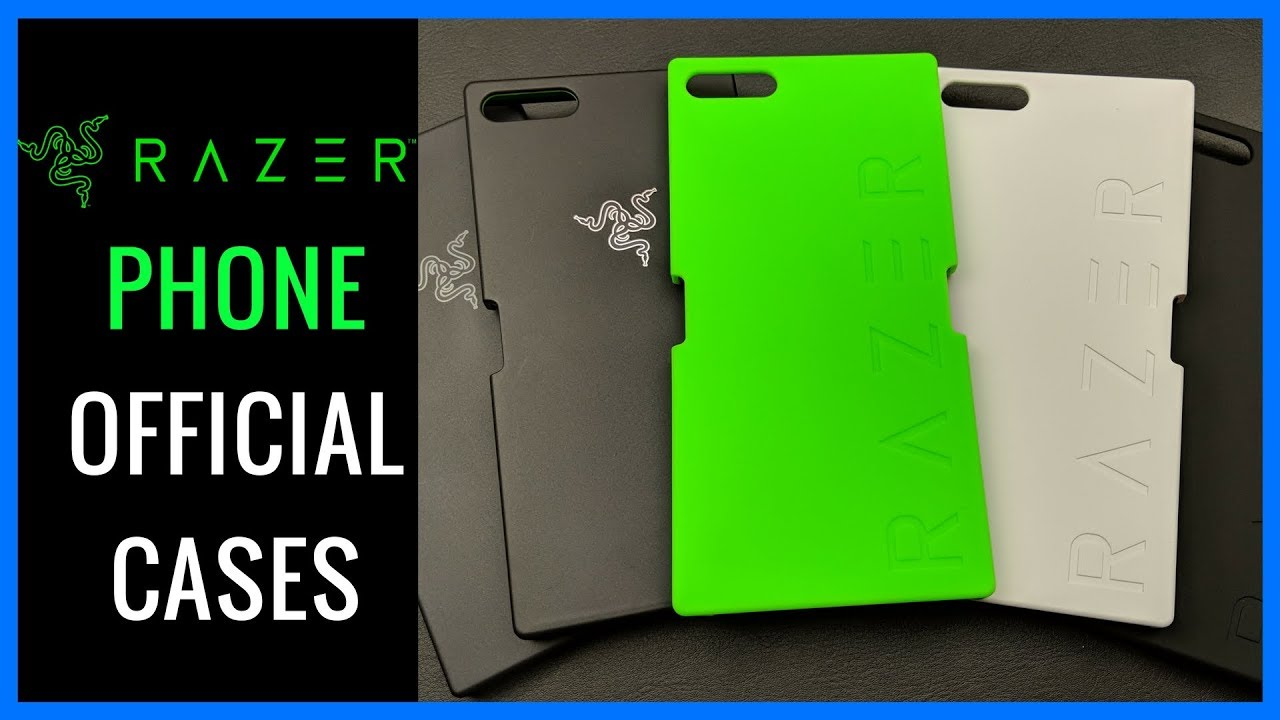 meet b3cf6 22763 Razer Official OEM Cases | Unboxing | Demo | Review