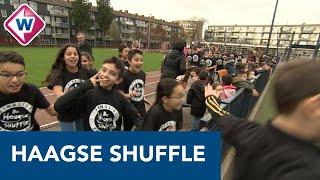 Leerlingen OBS De Kameleon dolgelukkig met eerste prijs Haagse Shuffle - OMROEP WEST