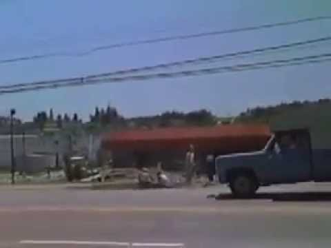 Video from Lower Sackville, Nova Scotia in 1986