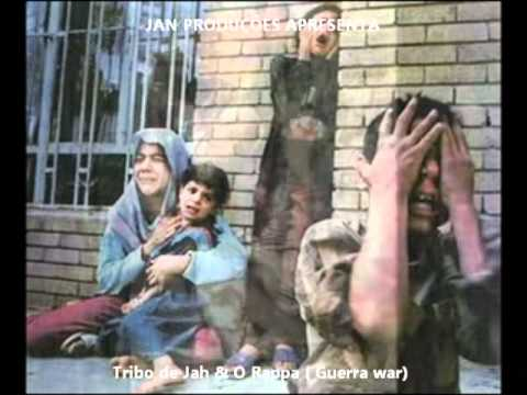musica guerra war tribo de jah