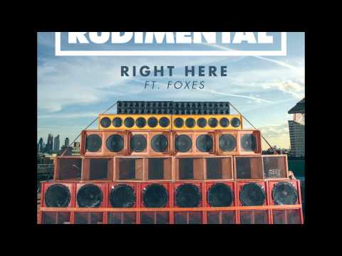Rudimental   Right Here feat Foxes My Nu Leng Remix mp3