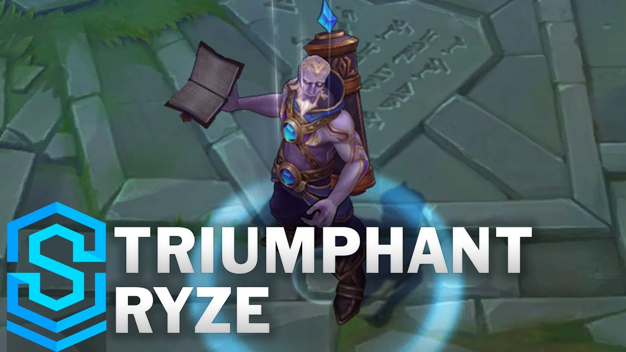 Human Ryze How To Get