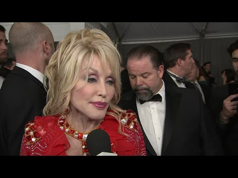 Parton: 'I'm proud to be a woman in this business'