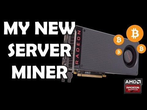 Crypto Mining w/RX480 on an ESXi 6.0 Server VM using Passthrough